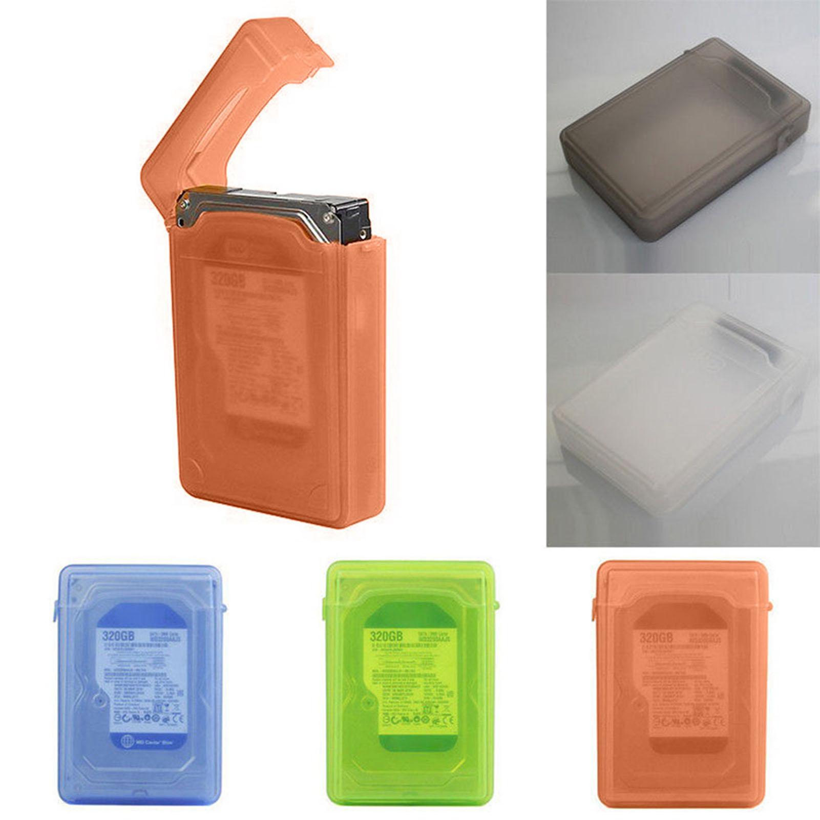 Protection-Plastic-Storage-Box-Case-Enclosure-for-3-5-039-039-SATA-HDD-Hard-Drive-Disk thumbnail 3